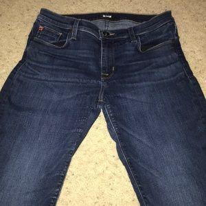 Hudson Krista Ankle Super Skinny Jeans 29